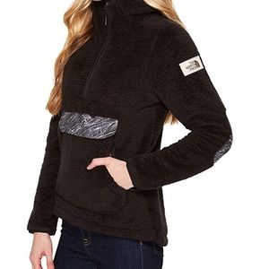 North Face Campshire Hoodie Jacket Women's Large